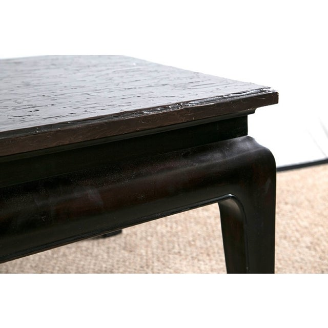 Beech Jack Fhillips William Beech Wood Console Table For Sale - Image 7 of 8