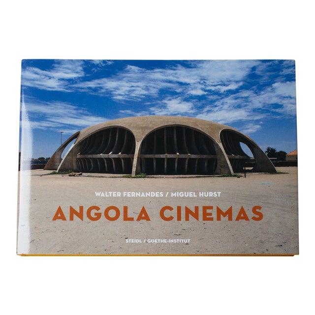 Walter Fernandes: Angola Cinemas Book For Sale
