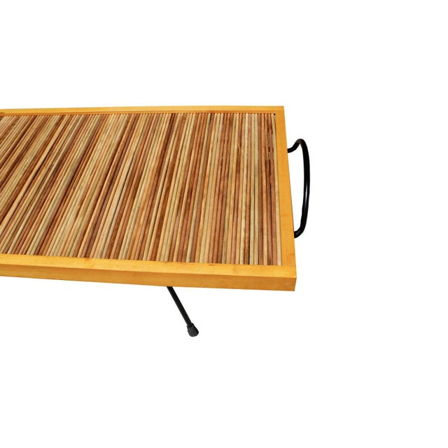1950s Mid-Century Modern Laverne Bench/Coffee Table by Katavolos, Littell and Kelly For Sale - Image 5 of 10