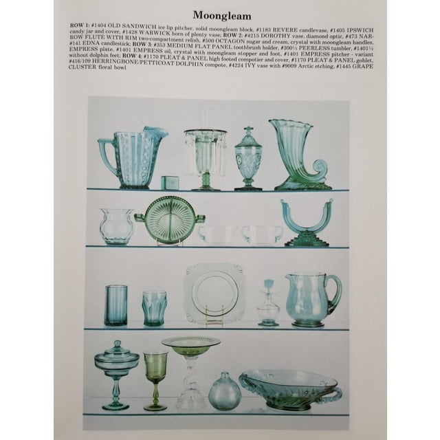 1990s The Encyclopedia of Heisey Glass 1925-1938 by Neila Bredehoft For Sale - Image 5 of 7