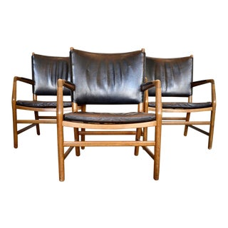 Aarhus City Hall Chair by Hans Wegner For Sale