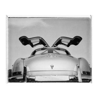 1955 Gullwing Mercedes Benz Photograph by Charles Baker