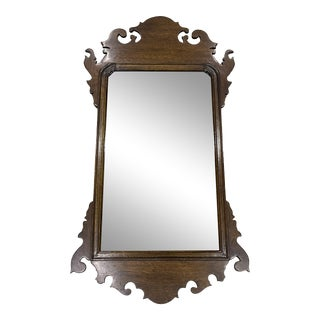 Vintage Chippendale Mirror For Sale