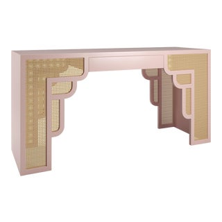 Habanera Console Table - Coral Dust For Sale