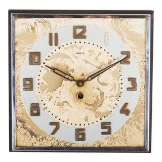 Wall Clock by Kienzle, 1920s For Sale