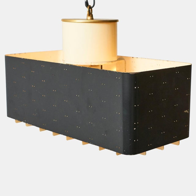 1950s Paavo Tynell Ceiling Light for Idman For Sale - Image 5 of 5