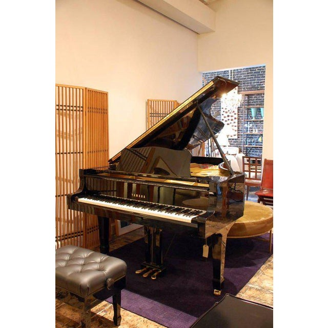 Impeccable Yamaha C7 Concert Grand Piano For Sale - Image 4 of 10