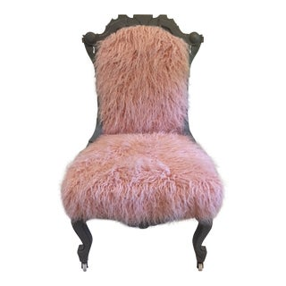 1930s Antique Shabby Chic Chair For Sale