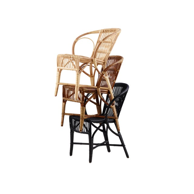 Wengler Chair - Polished Natural For Sale In Minneapolis - Image 6 of 7