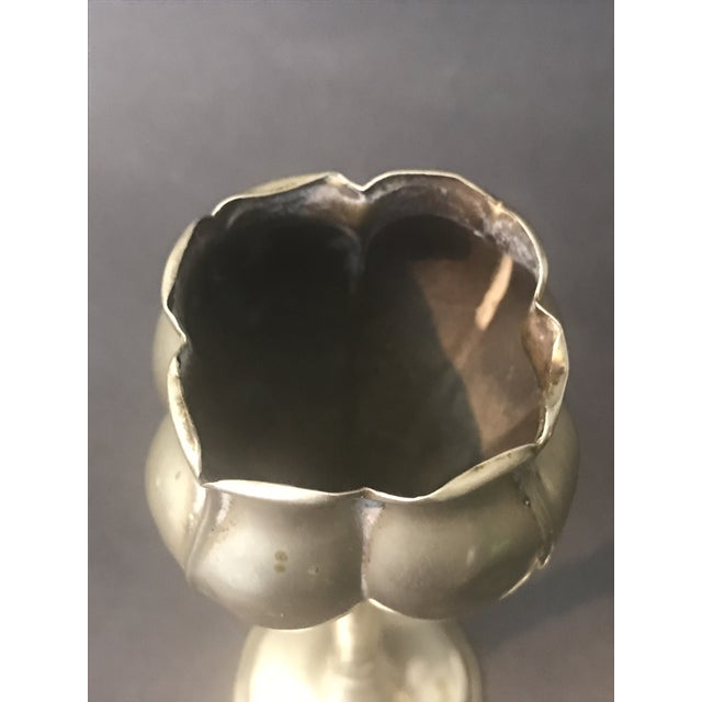 Art Nouveau Art Nouveau Bud Vases - a Pair For Sale - Image 3 of 8