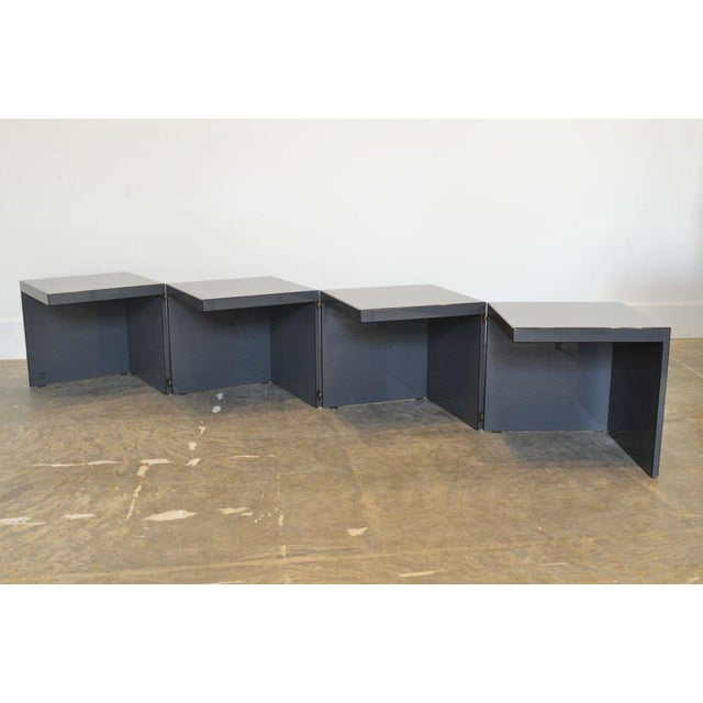 Domino' Coffee Table by Jan Wichers and Alexander Blomberg For Sale In Phoenix - Image 6 of 7