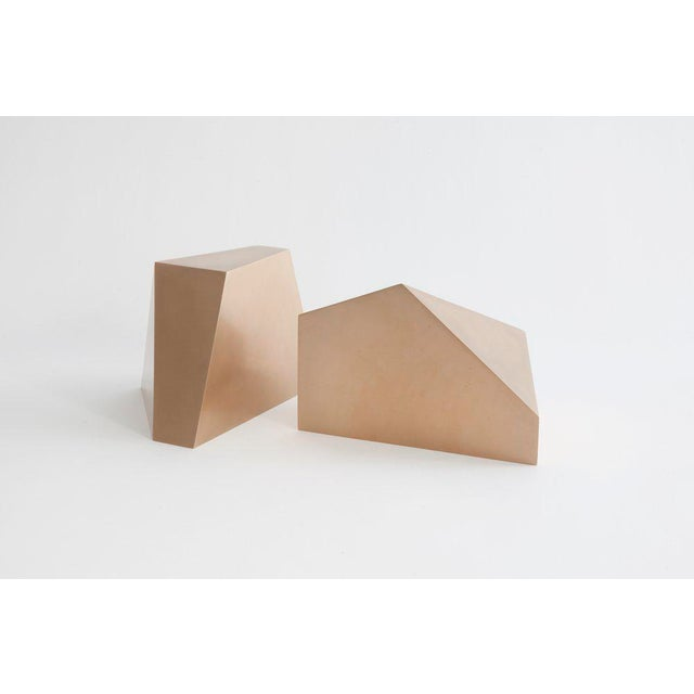 Egg Collective Poly Bookend For Sale In New York - Image 6 of 8