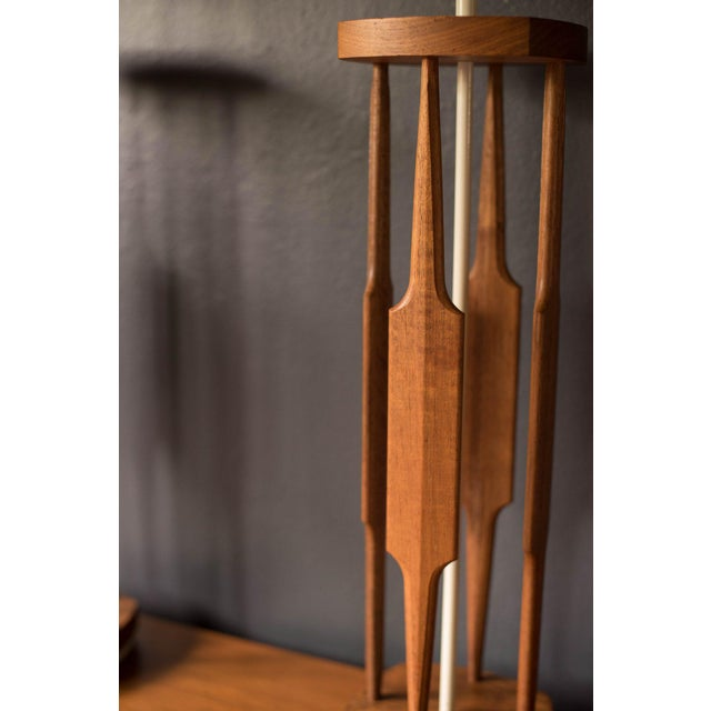 Mid-Century Modern Mid-Century Modern Tony Paul for Westwood Lamps - a Pair For Sale - Image 3 of 11