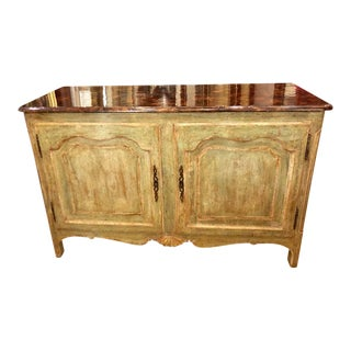 Minton Spidell French Two Door Chest or Buffet For Sale