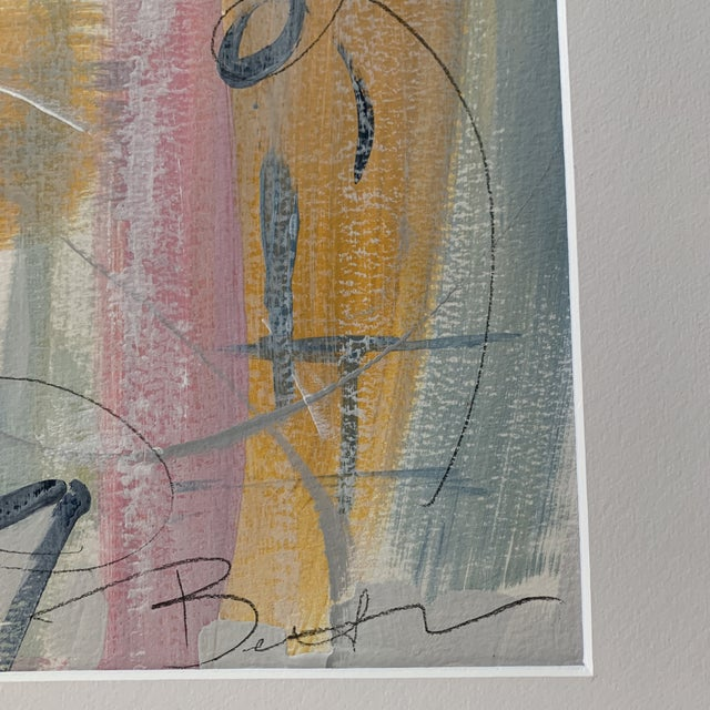 Original Works on Paper by Beth Berrs For Sale In Atlanta - Image 6 of 13