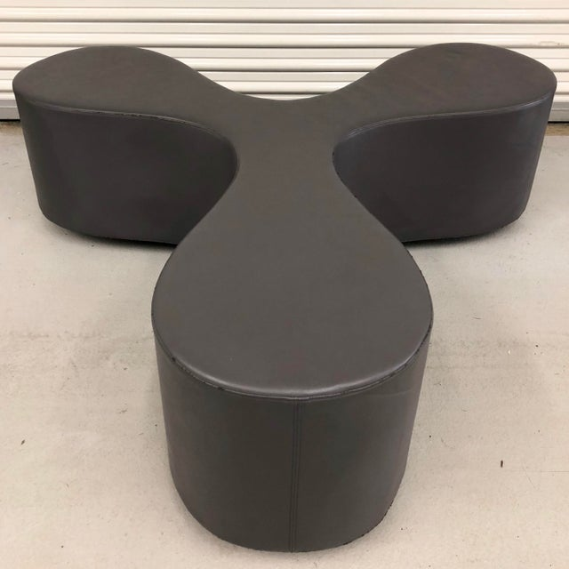 Abstract Sanaa for Vitra Flower Seat Bench For Sale - Image 3 of 9