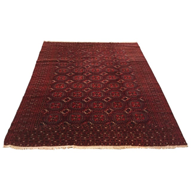 "Yom Turcoman Area Rug - 8'8"" x 11'3"" - Image 2 of 5"