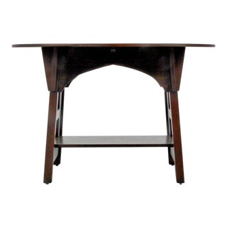 Charles Limbert Library Table