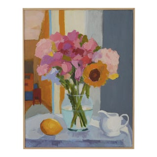 Afternoon Table by Anne Carrozza Remick