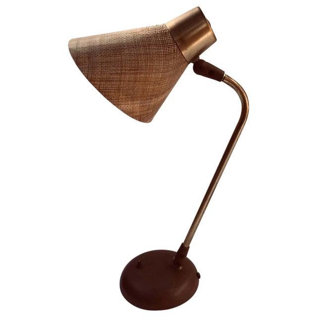 Gerald Thurston Desk Table Lamp for Lightolier, 1950s For Sale - Image 13 of 13