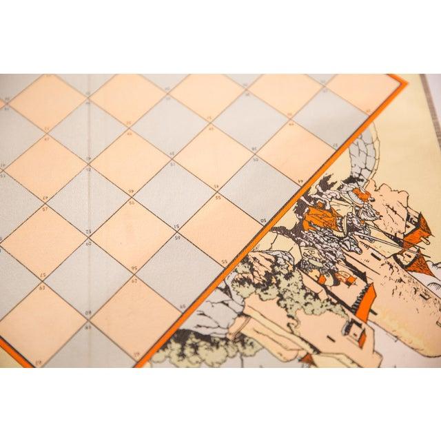 Vintage Parker Brothers Citadel Game Board For Sale - Image 4 of 7