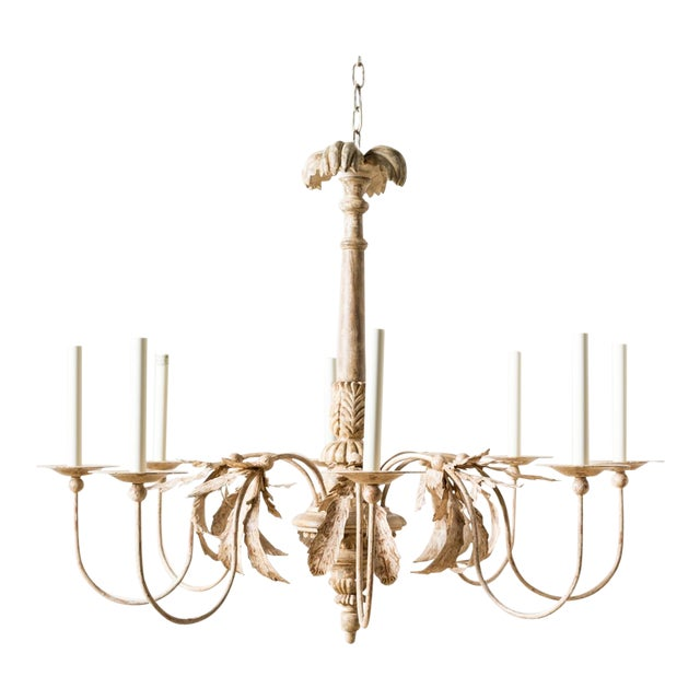 Visual Comfort Savona Chandelier For Sale