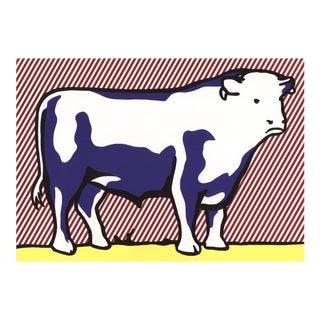 Roy Lichtenstein-Bull VII-2013 Poster