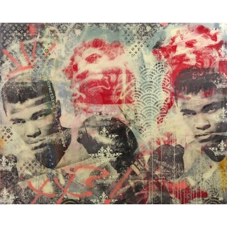 """""""Young Kings"""" Original Artwork by Ashleigh Sumner For Sale"""