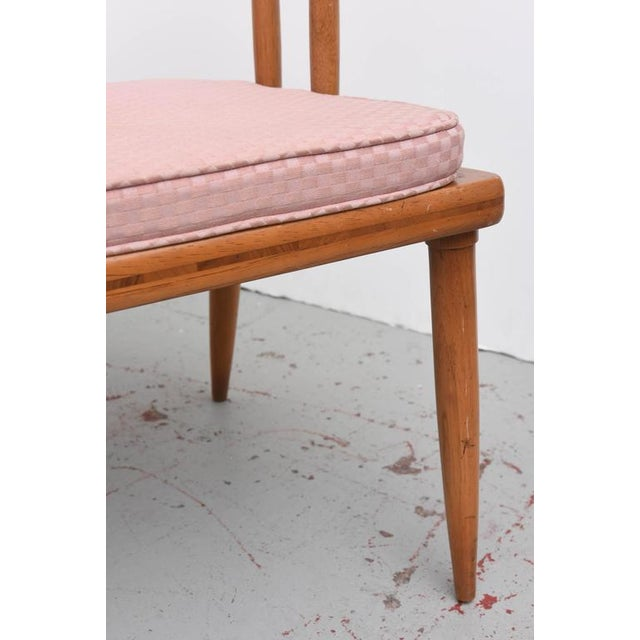 Wood Tomlinson of High Point, Set of Four Dining Chairs, Usa, 1957 For Sale - Image 7 of 10