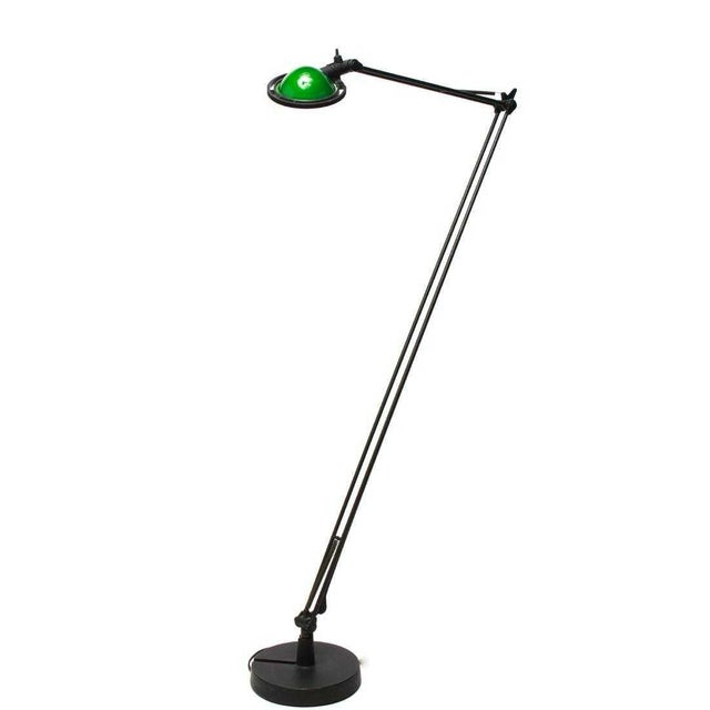 Green Berenise Task Lamp by Rizzatto & Meda for Luceplan For Sale - Image 8 of 8