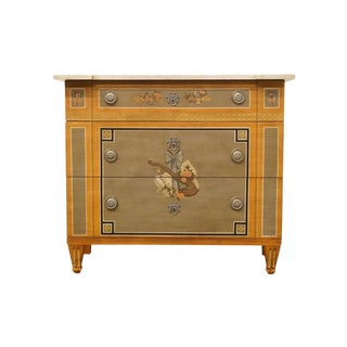 Drexel Heritage Et-Cetera Collection French Regency Chest For Sale