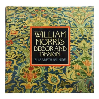 """William Morris: Decor & Design"" Art Book"
