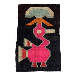 Mid-Century Peruvian Tapestry For Sale