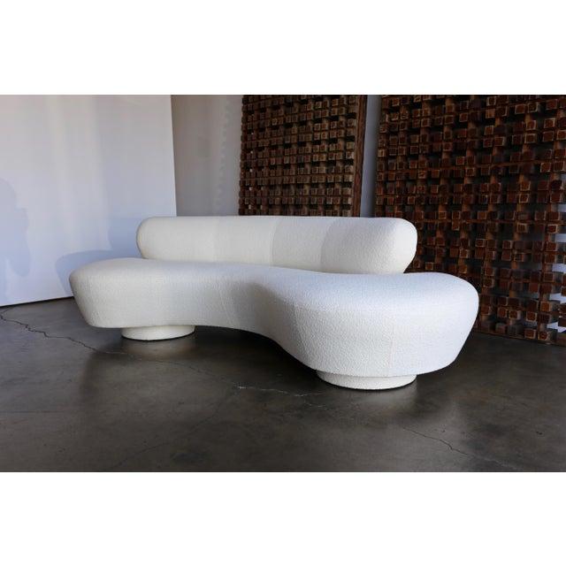Vladimir Kagan Serpentine Sofa For Sale - Image 12 of 12
