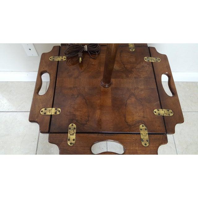 Vintage Knob Creek Mid Century Table Floor Lamp For Sale - Image 10 of 13