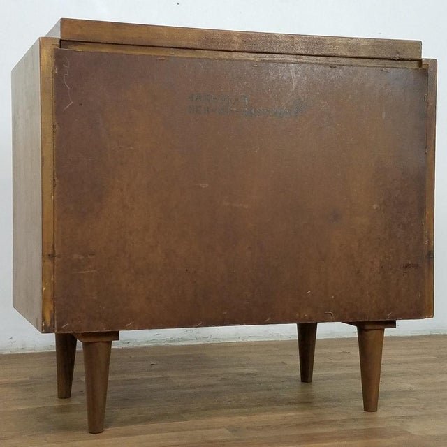 1960s Mid Century Modern Lane End Tables - a Pair For Sale - Image 9 of 13