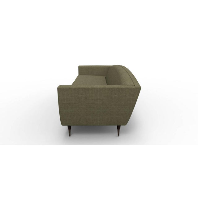 2010s Custom Carlo Upholstered Sofa from William Collins Collection For Sale - Image 5 of 13