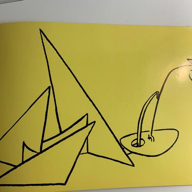 1960 Alexander Calder Perls Galleries Book For Sale In New York - Image 6 of 10