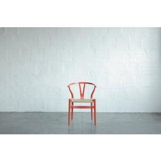Vintage Hans Wegner Wishbone Chair Preview