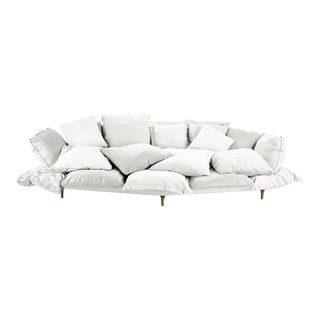 Seletti, Comfy Sofa, White, Marcantonio, 2017 For Sale