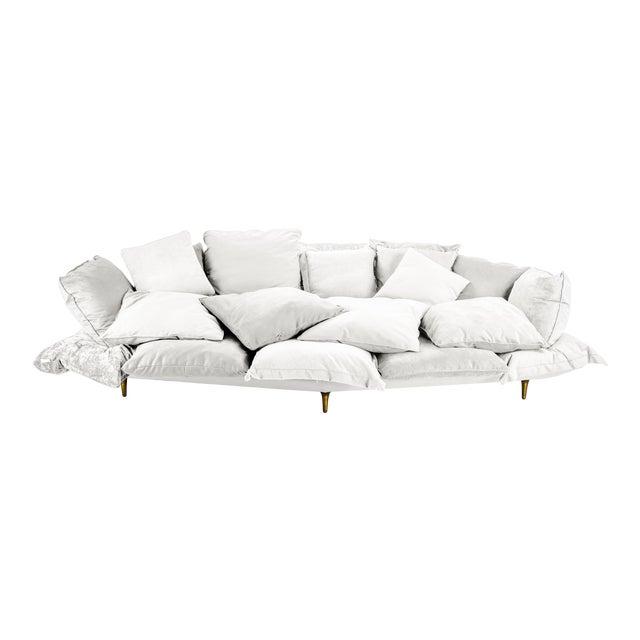 Seletti, Comfy Sofa, White, Marcantonio, 2017 For Sale