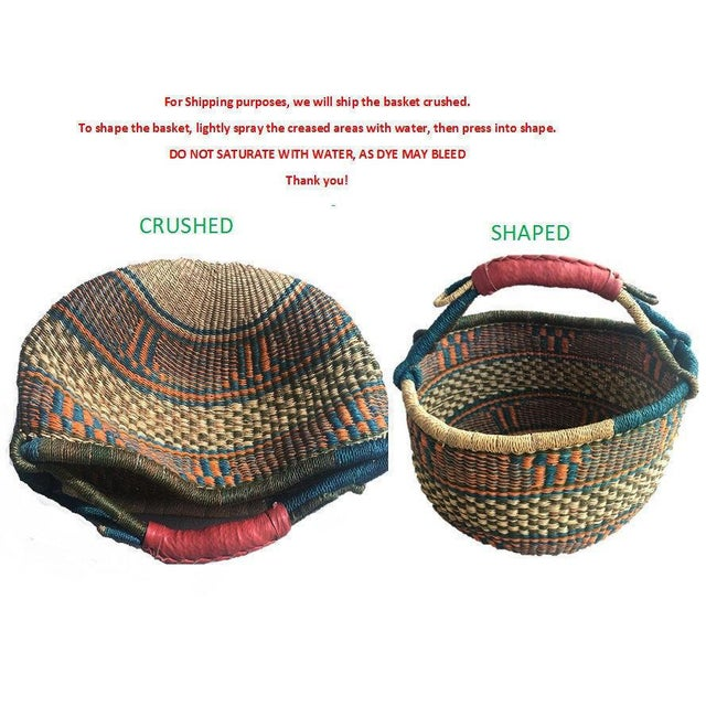 African Market Basket - Image 5 of 6