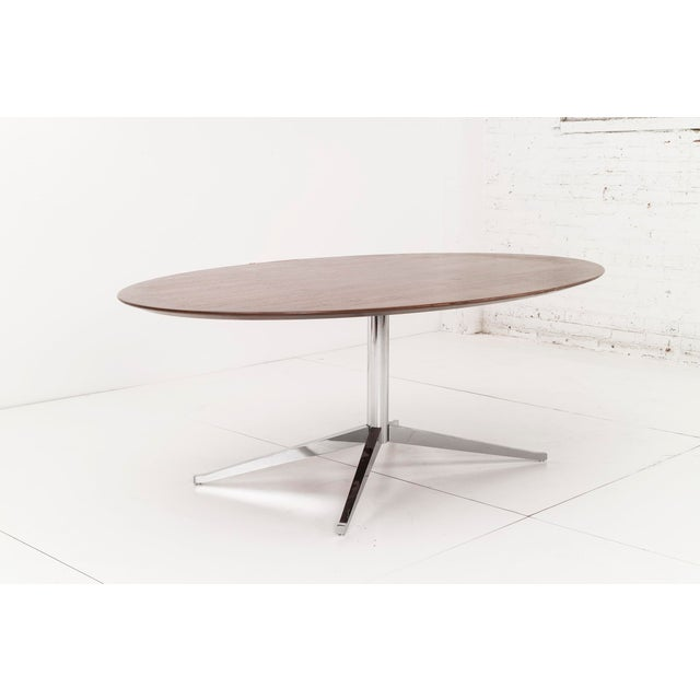 Mid-Century Modern Florence Knoll Table For Sale - Image 3 of 6