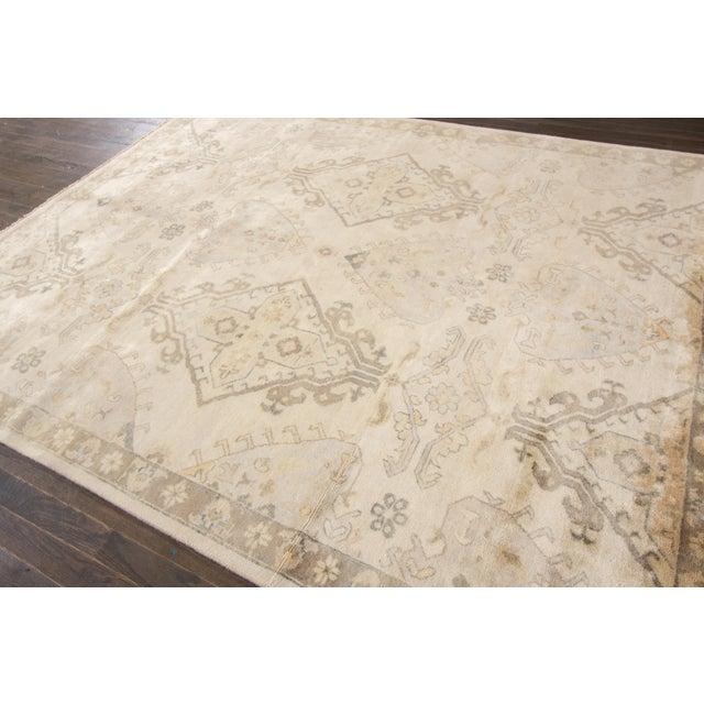 "Textile Apadana Oushak Rug - 7'9"" X 9'4"" For Sale - Image 7 of 9"