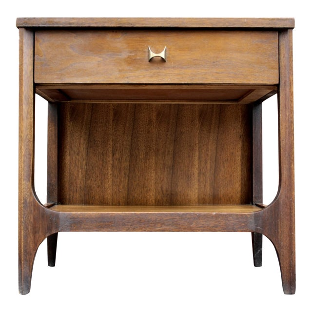 Broyhill Brasilia Nightstand or Side Table For Sale