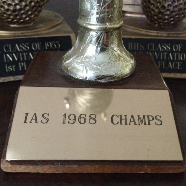 Mid Century Collection of Sports Trophies - 3 - Image 7 of 11