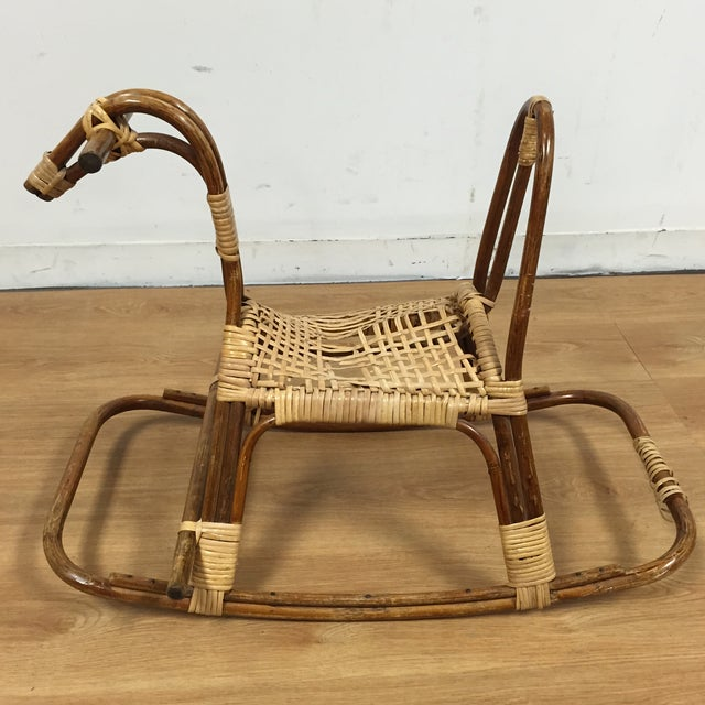 Swedish Rocking Horse - Image 7 of 11