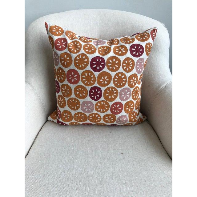 Galbraith & Paul Pillow For Sale - Image 4 of 4
