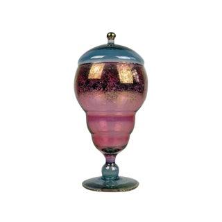 20th Century Italian Vintage Lidded Bowl, 1970s For Sale