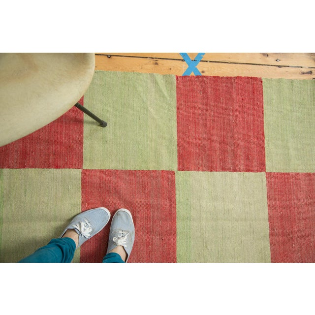 """Contemporary Patchwork Rug - 3'11"""" x 7'3"""" - Image 5 of 7"""